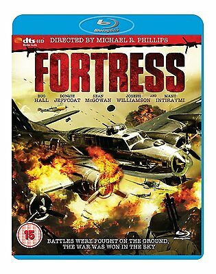 Fortress (Blu-ray, 2012)  Brand new and sealed