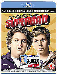Superbad [Blu-ray] [2008] [Region Free]   Brand New and sealed