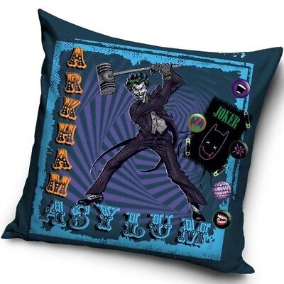 Kissenbezug 40x40 Batman Joker BAT171004 Kissenhule Polyester