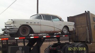 BUICK CENTURY 1956  CLASSIC 50s FRESH IMPORT PROJECT