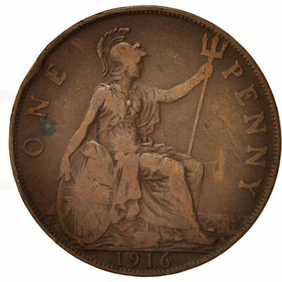 1911-1936 One Penny Coin - George V.  Choose Your Date!     One Coin/Buy!    #T