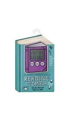 If Children's Reading Timer - Purple. Encourage your children to read regularly.