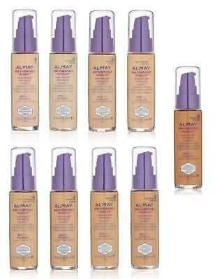 724bf999e35 Almay Age Essentials Makeup Multi Benefit Anti-Aging Foundation - Pick Shade