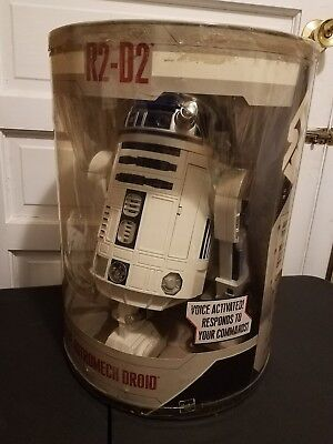 Hasbro Interactive R2D2 Astromech Droid 2007 - used - great condition