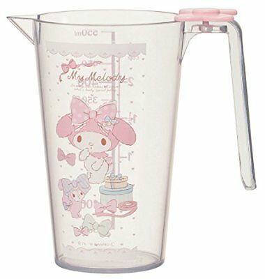 Sanrio My Melody major cup with skater ribbon 550ml MMC4D from JAPAN