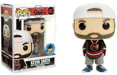 Funko Pop! Fat Man Kevin Smith LACC 2017 exclusive vinyl figure
