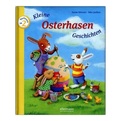 Children's Book Kleine Easter Bunny Geschichten