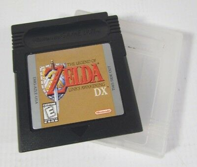 The Legend of Zelda: Link's Awakening DX Game! Nintendo Game Boy Color Gameboy