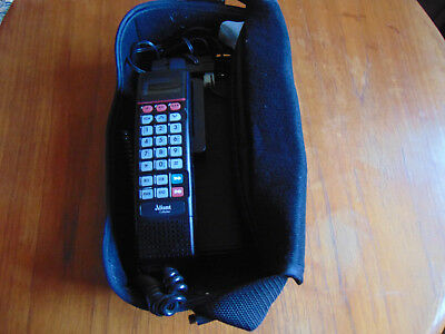 Vintage Motorola Cellular Bag Phone Model 2900 – Full Kit with External Antenna