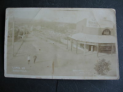 W H Macaulay  Lord St Roseville NSW Austraia Broadhurst Photo