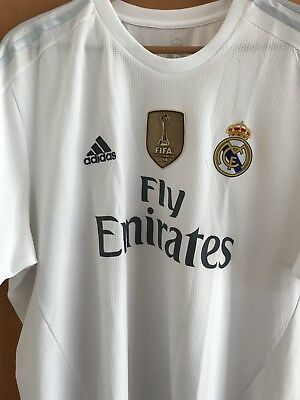 Real Madrid Trikot CL Sieger XXL Home Champions League