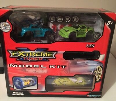 2004 Release Extreme Tuner Mazda Rx7 1/55 Scale