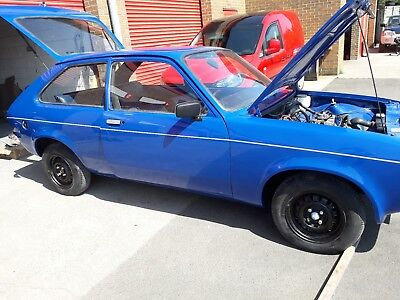 vauxhall chevette 1 former keeper 23,000 miles