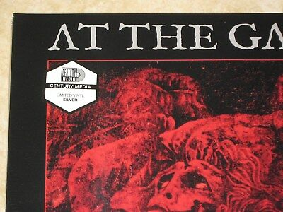 At The Gates- To Drink From ...Night Itself SILVER Vinyl LP& Ltd 200/ SEALED