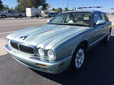 2000 Jaguar XJ8  2000 Jaguar XJ-Series XJ8 4dr Sedan 71420 Miles 4.0L V8 One Owner Florida Car