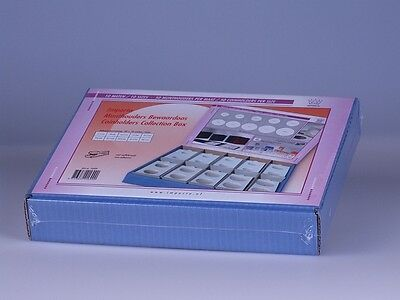 Coin Holder, 500 pieces assorted MEGA BOX