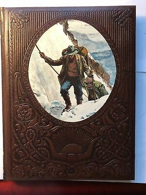 The Alaskans Time Life Time Life Leather Bound Book