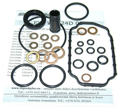 Repair kit for Bosch VE fuel pump 0460485003 VEL358 VW T4 2.4D