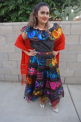 Rebozo Mexicano Or Shawl Wrap Scarf From Mexico