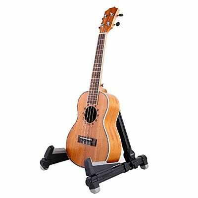 Guitar Stand Foldable A Frame Stand w/ Lock for Electric Acoustic Guitars Holder