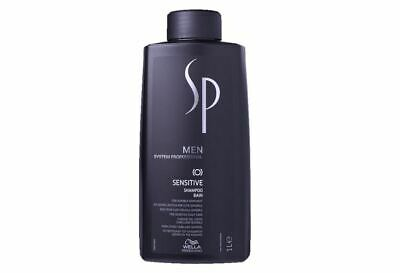 Wella SP Salon Professional Men Sensitive Shampoo 1000 ml