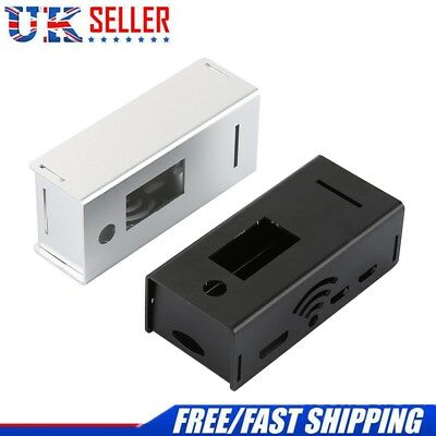 Aluminum Enclosure shell Case cover For MMDVM hotspot Raspberry pi zero W2D