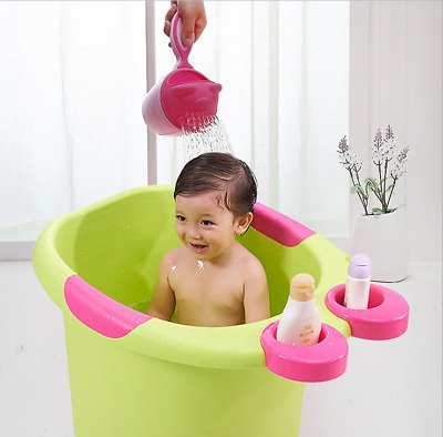 Baby Spoon Shower Bath Water Swimming Bailer Shampoo Cup Children's Products