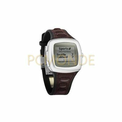 Fossil AU4003 Smart Watch Brown Leather (Collectible Item)