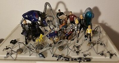 Lost in Space (1998) action figure line