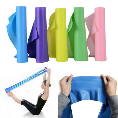 Theraband Thera-Band Resistance Stretch Bands Exercise Yoga Exercise Tool