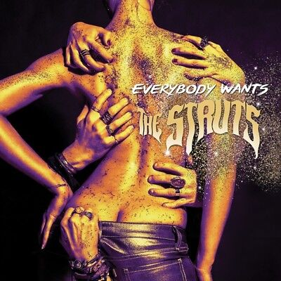 The Struts - Everybody Wants CD Interscope NEU