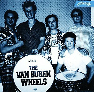 Van Buren Wheels - Vinyl LP Slovenly NEU
