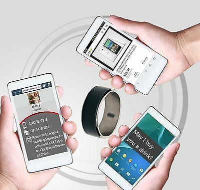 Jakcom R3F TimeR 2 Smart NFC Ring& Android and Windows Phones UK Seller