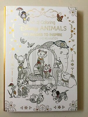 Art Of Coloring Disney Animals 100 Images Inspire Creativity