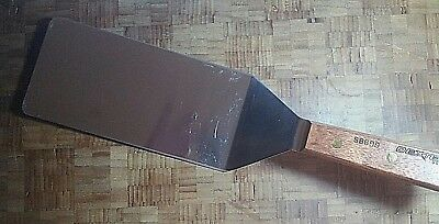 "8"" x 4""Turner. Traditional Style by Dexter Russell # S 8699. Rosewood Handle."