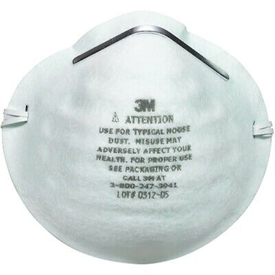 3M Woodworking, Sanding and Fiberglass Respirator (15-Pack)