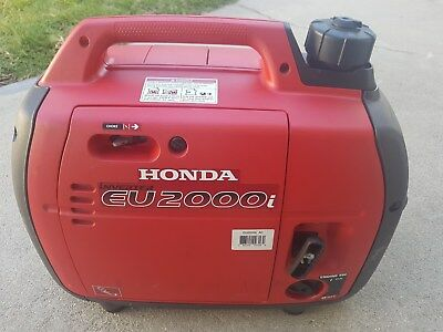 Honda EU2000i 2000W Super Quiet Inverter Generator