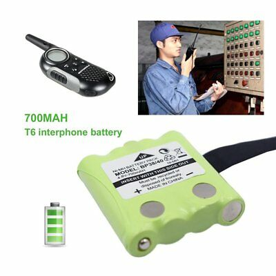 4.8V 700mAh NI-MH Battery Walkie-talkie Battery For Uniden For MOTOROLA WN
