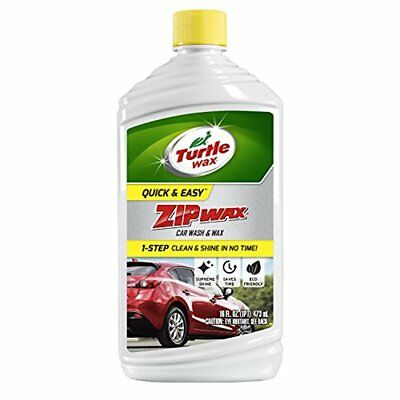 Turtle Wax T-75A Zip Wax Car Wash and Wax - 16 oz.