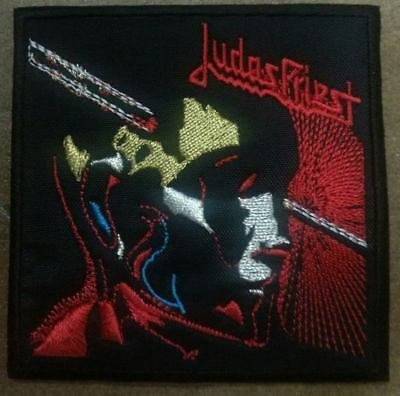 Judas Priest  Embroidered patch Stained Class