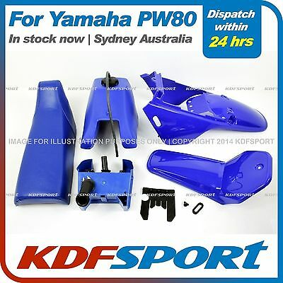 Kdf Pw80 Py80 Plastic Fender Cover Tank Seat Air Filter For Yamaha Pw Py 80