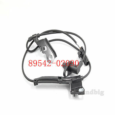 New Abs Wheel Speed Sensor Front Right For Built Usa Toyota Corolla Matrix Vibe