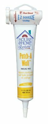 Red Devil 0658 Patch-A-Wall Spackling Paste, White, 5-Ounce