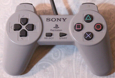 Official OEM Sony Playstation 1 PS1 Controller SCPH-1080