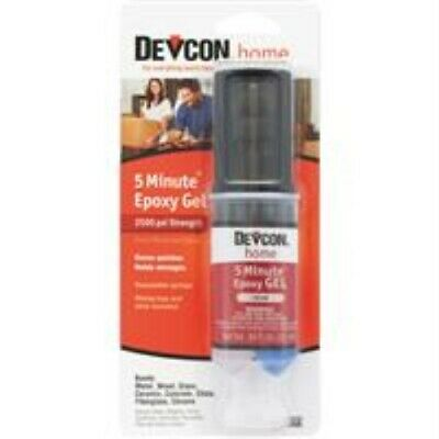 Devcon 21045 S-210 High Strength 5-Minute® Thick Gel Epoxy
