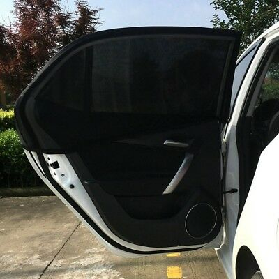 Car Side Rear Window Baby Sunshade Cover Visor Shield Screen Protects Large DT4