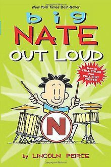 Big Nate Out Loud (Big Nate Comic Compilations) by Linco... | Book | second hand