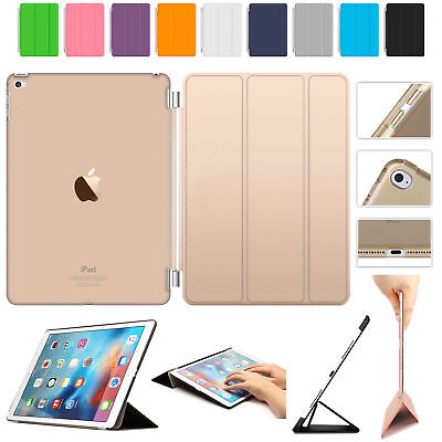 Smart Stand Magnetic New Leather Case Cover For APPLE iPad 2/3/4 9,7 2017/18