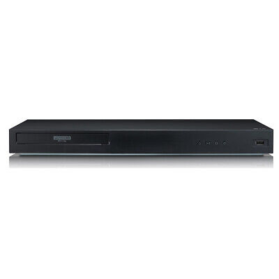 New LG - UBK90 - 4K Ultra HD Blu-ray Player
