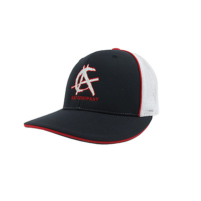 Anarchy Hat by Richardson (R165) Navy/White/Navy/Red/White SM/MD